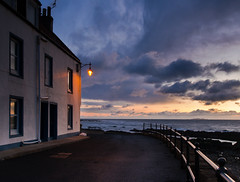 (alancowper) Tags: morning winter st sunrise landscape scotland fife east panasonic gh2 monans neuk