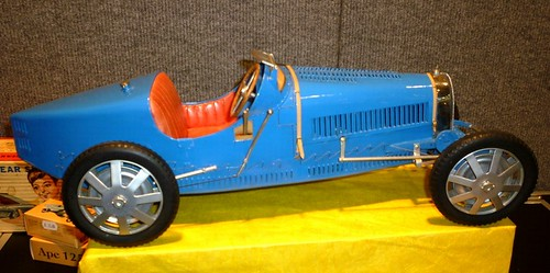 Manuel Olive Sans Bugatti