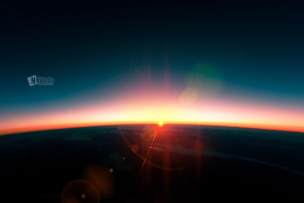 [隨手拍]早安~全世界!