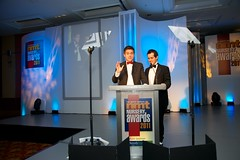 Dick n' Dom - Nursery Awards (ChocolateFilms) Tags: london hilton videoproduction awardsceremonies johnsergeant chocolatefilms hawkerpublicationltd careawards nurseryawards
