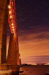 Forth Bridge Star Trail - Explored