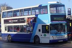 Travel Coventry Dennis Trident 2/Alexander ALX400 4406 (BV52 OCA) (john-s-91) Tags: coventry 4406 travelcoventry alexanderalx400 dennistrident2 helpmeescape bv52oca coventryroute34