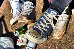 Converse life (fixat) Tags: shoes converse nikond3