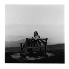 2011 - 46 (ronet) Tags: portrait bw selfportrait film mediumformat blackwhite scan hasselblad scanned hasselblad500cm homedeveloped 52weeks ilfordmultigradeiv ronet diydeveloped 80mmcfplanarlens spondshill