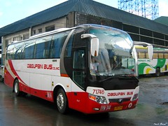 Dagupan Bus  71746 (Next Base II ) Tags: city bus shot suspension body seat air pass location class 45 number co type total operation fare cubao inc dagupan provincial 2x2 config conditioned yutong regualr 71746 zk6107ha quzeon