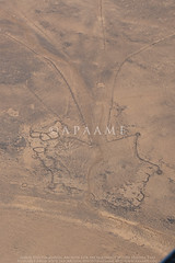 Ashaqif Kite 8 (APAAME) Tags: archaeology ancienthistory middleeast airphoto aerialphotography aerialarchaeology