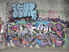 MEDIK (Same $hit Different Day) Tags: graffiti bay south pt osh medik iful