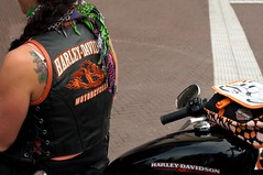 Beauty to grab the eye, power to grip the soul. (Amsterdam Today) Tags: street city wild urban woman hot never girl beauty true make amsterdam logo photography chopper raw day alone power ride offroad pentax candid side engine free lifestyle cruising cage babe harley mc cc motorbike every where soul harleydavidson dreams come motorcycle vtwin edition brand davidson mokum heavyweight cylinders morpheus outlaw count switchback harleys patent stadsarchief motorgirl k20d schaagen