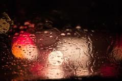 rainy nite fun (dennisinst.louis) Tags: rain pentax stlouis 50mmf14 foolingaround fastprime imcrazy bokehdots k20d