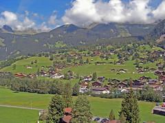 Grindewald Switzerland - the valley