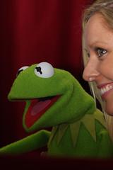 Kirmit the frog, Charli Delaney