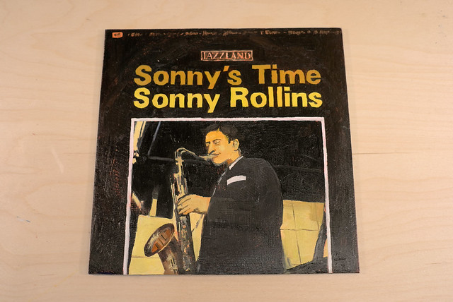 Untitled Project: RECORD SHOP [SONNY ROLLINS - Sonnys Time]