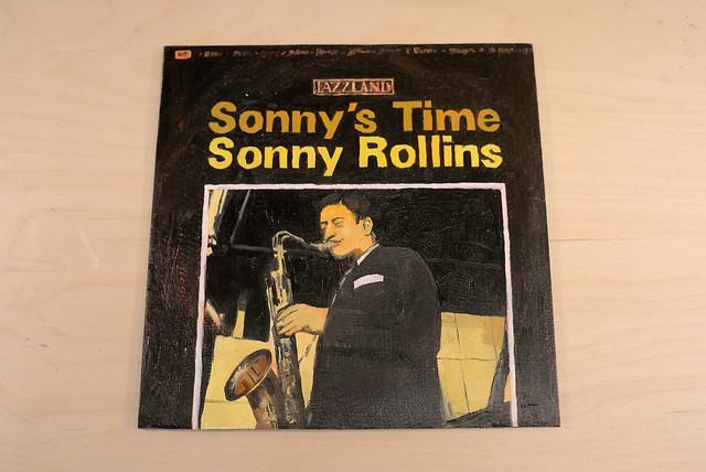 Sonny Rollins Sonnys Time