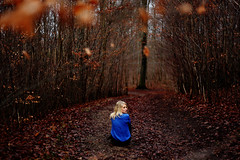 (Anne Mortensen) Tags: portrait girl forest canon anne woods mark ii 5d sa quite scandinavian mortensen