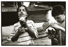 The Legacy of a Street Kid... (carf) Tags: friends boy brazil bw streets boys brasil sepia kids youth children hope blackwhite kid community education support friend child risk friendship forsakenpeople esperana social altruism fabio help change educational fundraising campaign streetkids streetchildren development prevention helping atrisk funds forsakenbysociety funding changemakers wender everyoneachangemaker