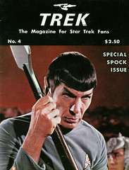 Star Trek in the 1970s (modern_fred) Tags: startrek spock kirk ncc1701 generoddenberry
