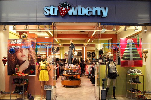 strawberry stores in new york