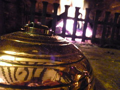 Christmassy Fire (Will Durrant) Tags: christmas wood xmas hot fire day bright flame burn christmasday warmer