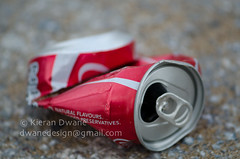 The Faith of a Cola Can (Kieran Dwane Photography) Tags: life red color macro broken up metal closeup trash silver studio tin photography grey one still garbage aluminum shiny open close shot image cola drink background steel object empty beverage perspective dump can pop human single environment soda cans waste smashed recycle recycling flattened canister crushed stainless aluminium deformed carbonated crumpled