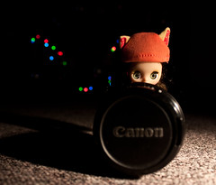 I`ve got a present for you ... (Skley) Tags: canon photography photo doll foto fotografie bokeh creative picture commons cc gift creativecommons present blythe bild geschenk licence puppe kreativ weitwinkel objektiv lizenz skley dennisskley