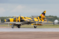 Hawker Hunter Mk.58 J-4206 (Newdawn images) Tags: airplane aircraft aviation airshow hunter hawker riat raffairford canoneos5dmarkii mk58 j4206 hawkerhuntermk58j4206