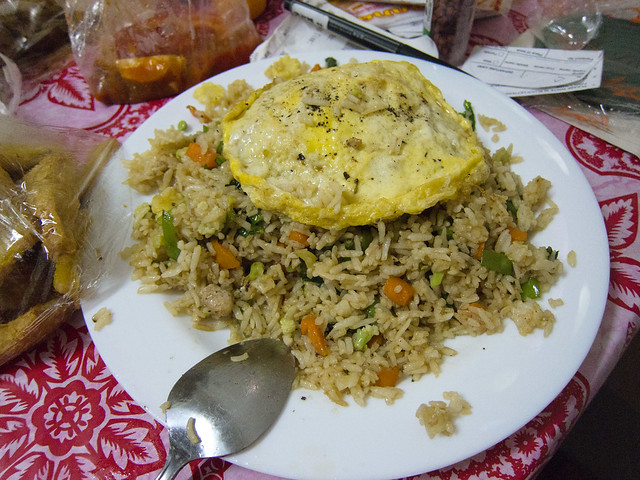 Myanmar Fried Rice