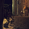 Night's sleep (Orione59) Tags: streetphotography tuscany pienza toscana valdorcia notturno bicicletta ef135mmf20 5dmarkii orione1959 gennaio2012challengewinnercontest