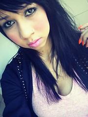 color (@Vikkyy_S) Tags: color eu unhascoloridas makeupcoloridas