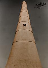 (حًـآتَــْمْ الَـَشُـمًرَي) Tags: old tower heritage high dynamic kingdom clay 7d arabia archaeological hdr برج qasim rass saud اثري تراث icanon الرس الشنانة aelchenana rangeالقصيم
