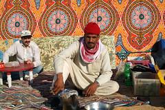 gids Ibrahim en Henkie, Egypte 2006 (wally nelemans) Tags: egypt 2006 guide ibrahim egypte henkie gids