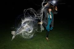 Expecto Patronum (Christina Barton) Tags: scarf cat wind wand magic harry potter charm spell incantation lumos patronus expecto patronum