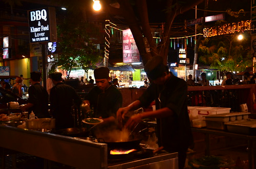 Siem Reap Street food (again) ©  Still ePsiLoN