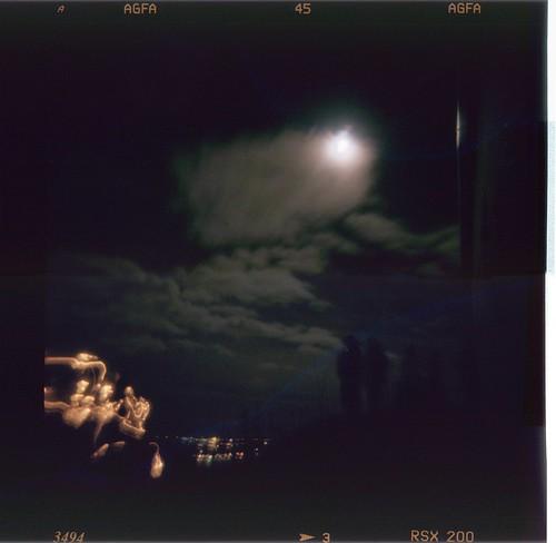 Agfa RSX200 #3 Guy Fawkes night, Dundee Nov 11