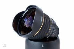 Pro Optic 8mm Fisheye CS f/3.5 (scottfillmer) Tags: studio lens prime nikon nikkor product focal focallength primelens