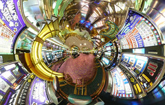 Casino Royale (Bruce Torrence) Tags: royalcaribbean stereographic enchantmentoftheseas