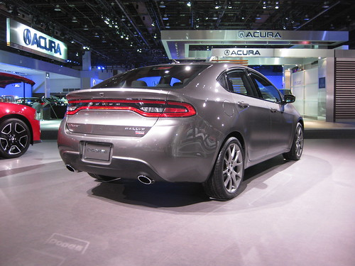 Dodge Dart at NAIAS 2012