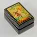 128. Painted Russain Lacquered Box
