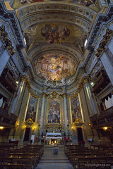 """Sant'Ignazio di Loyola • <a style=""""font-size:0.8em;"""" href=""""http://www.flickr.com/photos/89679026@N00/6700216501/"""" target=""""_blank"""">View on Flickr</a>"""
