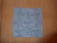 octagons and squares (ЗЗ) Tags: art paper geometry twist tessellation tessellations tesselation paperfolding papiroflexia fujimoto chrispalmer octagons dodecagon flowertower shadowfold