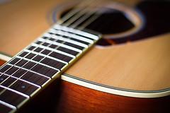 Guitar (Carolyn Gallo) Tags: music guitar instrument yamaha acoustic strings lefty bucketlist yamahafg720sl