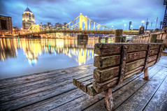 Morning blues in Pittsburgh HDR (Dave DiCello) Tags: beautiful skyline photoshop nikon pittsburgh tripod christmastree northshore bluehour nikkor hdr highdynamicrange pncpark pittsburghpirates cs4 steelcity photomatix beautifulcities yinzer cityofbridges tonemapped theburgh pittsburgher colorefex cs5 beautifulskyline d700 thecityofbridges pittsburghphotography davedicello pittsburghcityofbridges steelscapes beautifulcitiesatnight hdrexposed picturesofpittsburgh cityofbridgesphotography