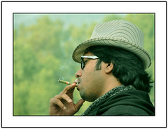 STATUTORY WARNING: SMOKING is injurious to health. (||-SAM Nasim-||) Tags: fashion danger warning nikon mood sam habit bad smoking problem dhaka bangladesh causes prohibited disease nasim d90 cigarates
