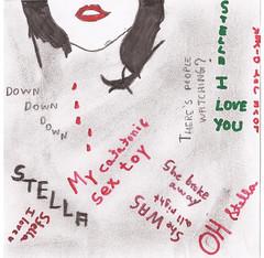 minhas arte (Lincoln Copceski) Tags: stella down always diver interpol encarte linco minhasarte