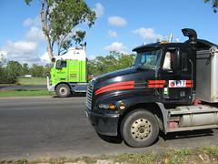 BOOM K100G/ FYT Vision (Black thunder_84) Tags: truck australia boom vision mack coe logistics kenworth haulage cabover fyt k100g