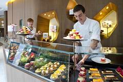 アフタヌーンティーで人気のホテル マンダリン オリエンタル パリ