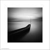 Jetty at Morecambe Bay (Ian Bramham) Tags: white black square photo wooden jetty format morecambe morecambebay ianbramham runcornmist