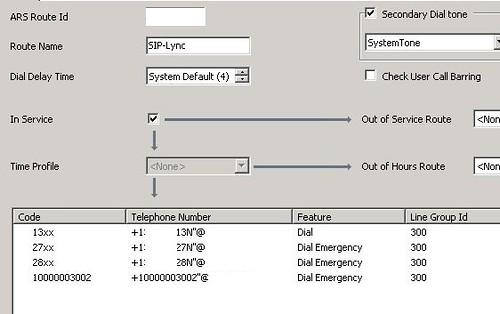 Configure Asterisk as a SIP Proxy for Avaya IPO & Lync | JasonMLee com