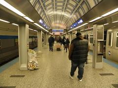 Cumberland Station Blue Line to Roosevelt Red Line (hannibal1107) Tags: chicago cta blueline redline