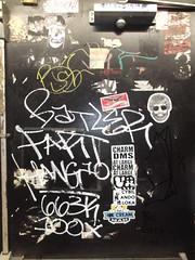 (BNW818) Tags: street streetart art graffiti al artist large charm 100 graff 663 ando graffitiart cybil dms atlarge batle loka mkue mque batler graffartist 663kmq