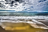Waves of Joy (philipleemiller) Tags: seascape painterly clouds landscape hawaii surf kauai beaches pacificislands polihalestatepark magicunicornverybest trueexcellence1 topazcleanandadjust rememberthatmomentlevel1